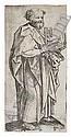 MARTIN SCHONGAUER St. Peter.