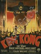 ROLAND COUDON (1897-1954). KING KONG. 1933. 63x46 inches, 160x116 cm. Presse Universitaires de France, Paris.