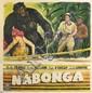 CARLANTONIO LONGI (1921-1980). NABONGA. Circa 1944. 57x55 inches, 146x139 cm. Grafiche I.G.A.P., Rome.