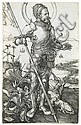 ALBRECHT DÜRER Saint George on Foot.