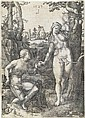 LUCAS VAN LEYDEN The Fall of Man.