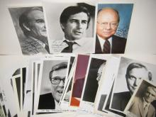 (POLITICIANS--AMERICAN.) Group of over 40 Photographs Signed and Inscribed, to Congressman Seymour Halpern, by prominent U.S. politicia