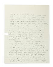 EISENHOWER, DWIGHT D. Autograph Letter Signed,