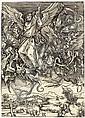ALBRECHT DÜRER St. Michael Fighting the Dragon.