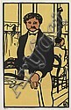 JEAN-ÉMILE LABOUREUR Ernest, Garçon de Restaurant.