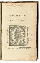 HOMER.  Ilias.  1542