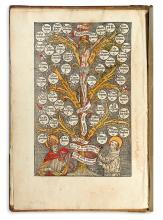 INCUNABULA  BONAVENTURA, Saint. Opuscula.  2 vols.  1495