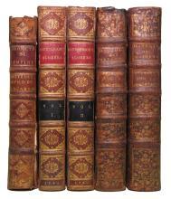 FONTENELLE.  1727 + SAUNDERSON.  2 vols.  1740 + MONTUCLA.  2 vols.  1758