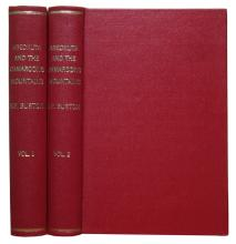 BURTON, RICHARD FRANCIS, Sir. Abeokuta and the Camaroons Mountains. An Exploration.  2 vols.  1863