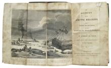 SCORESBY, WILLIAM, Jr. An Account of the Arctic Regions, with a History and Description of the Northern Whale-Fishery. 2 vols. 1820