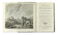 SPARRMAN, ANDERS. Voyage au Cap de Bonne-Espérance et autour du Monde avec le Capitaine Cook.  3 vols.  1787