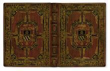 BINDING.  Angeletto, Andrea. Vita, e Miracoli di S. Canuto Martire Re della Dania, o Danimarca.  1667