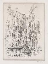 JOHN MARIN Della Fava, Venice.