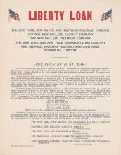 DESIGNER UNKNOWN. LIBERTY LOAN. 1917. 27x22 inches, 70x56 cm. Rand Avery Supply Co, Boston.