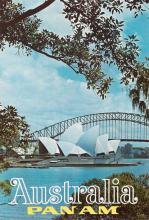 VARIOUS ARTISTS.. [AUSTRALIAN TRAVEL.] Group of 6 posters. Sizes vary.