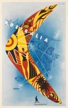 GERT SELLHEIM (1901-1970). AUSTRALIA. 1957. 39x29 inches, 99x74 cm. McLaren & Co. Pty. Ltd., Melbourne.