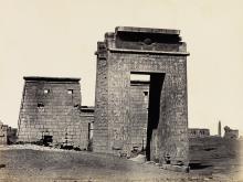 WILHELM HAMMERSCHMIDT (active 1850s-1869) Pair of albums entitled Egypte.