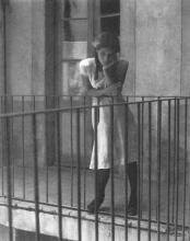 MANUEL ÁLVAREZ BRAVO (1902-2002) El Ensueño [The Daydream].