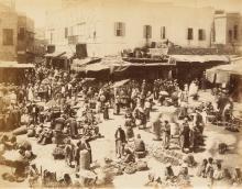 FELIX BONFILS (1831-1885) Album containing 40 photographs of Palestine.