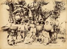 (SAIGON, VIETNAM) Album entitled Cochinchine Française Saigon et ses Environs.