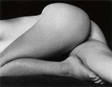 EDWARD WESTON (1886-1958)/COLE WESTON (1919-2003) Nude.