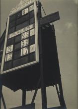 JAROSLAV RÖSSLER (1902-1990) Billboard.