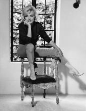 ALLEN GRANT (1919-2008) Marilyn Monroe.