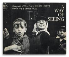 HELEN LEVITT. A Way of Seeing.