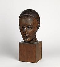 NANCY ELIZABETH PROPHET (1890 - 1960) Untitled (Head).