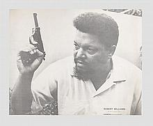 (CIVIL RIGHTS.) WILLIAMS, ROBERT. Robert Williams.