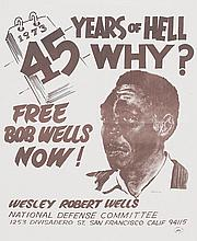 (CRIME--PENAL SYSTEM.) WESLEY ROBERT WELLS. 45 years of Hell. WHY?