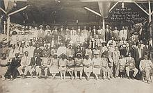 GARVEY, MARCUS. Delegates to the 6th Intl. Convention Negroes of the World, Edelweis Park, St Andrew, Jam, 1920.