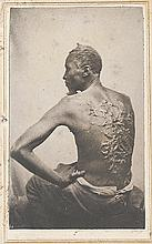 (MILITARY--CIVIL WAR.) Escaped Slave Private Gordon.