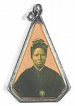 (RELIGION.) BAKHITA, JOSEPHINE. What a Blessing it is to Know God. Josephine Bakhita 1869-1947.