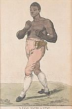 (SPORTS--BOXING.) DIGHTON, ROBERT. TOM MOLINEAUX.