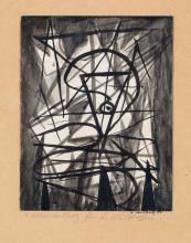 ABRAHAM WALKOWITZ Abstract Composition.