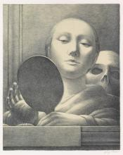 GEORGE TOOKER The Mirror.