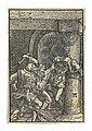 ALBRECHT ALTDORFER Two woodcuts from The Fall and Redemption of Man., Albrecht Altdorfer, Click for value