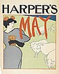 EDWARD PENFIELD (1866-1925). HARPER'S MAY. 1895. 16x13 inches, 42x34 cm.