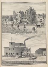(CALIFORNIA.) DePue & Company. The Illustrated Atlas and History of Yolo County, Cal.