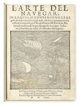 MEDINA, P. da. L'Arte del navegar, in laqual si contengono le regole, de chiarationi, secreti, & avisi,