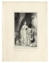 (RUSSIA.) Madame Robertson. [Alexandra Feodorovna / Empress of all Russia.]