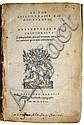 ARISTOTLE; THEOPHRASTUS; et al. Scripta quaedam.
