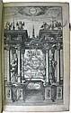 BIBLE IN GERMAN.  Biblia; das ist, Die gantze heilige Schrift, durch D. Martin Luther verteutscht.  1665