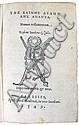 BIBLE IN GREEK.  Tes Kaines Diathikes Hapanda. Novum testamentum.  1549