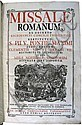 CATHOLIC LITURGY.  Missale Romanum.  1793