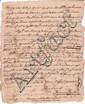 (AMERICAN REVOLUTION.) CLINTON, JAMES. Autograph Letter Signed, to his wife (