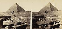 FRITH, FRANCIS. Egypt Nubia and Ethiopia, Illustrated with One Hundred Stereoscopic Photographs.
