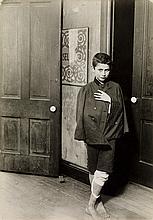 HINE, LEWIS W. (1874-1940)/ABBOTT, BERENICE (1898-1991)