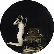 JOHNSTON, ALFRED CHENEY (1885-1971) Barbara Deane.